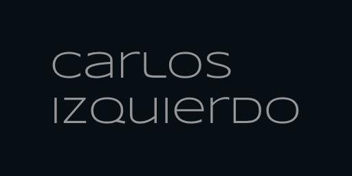 Carlos Izquierdo Arco Glanz